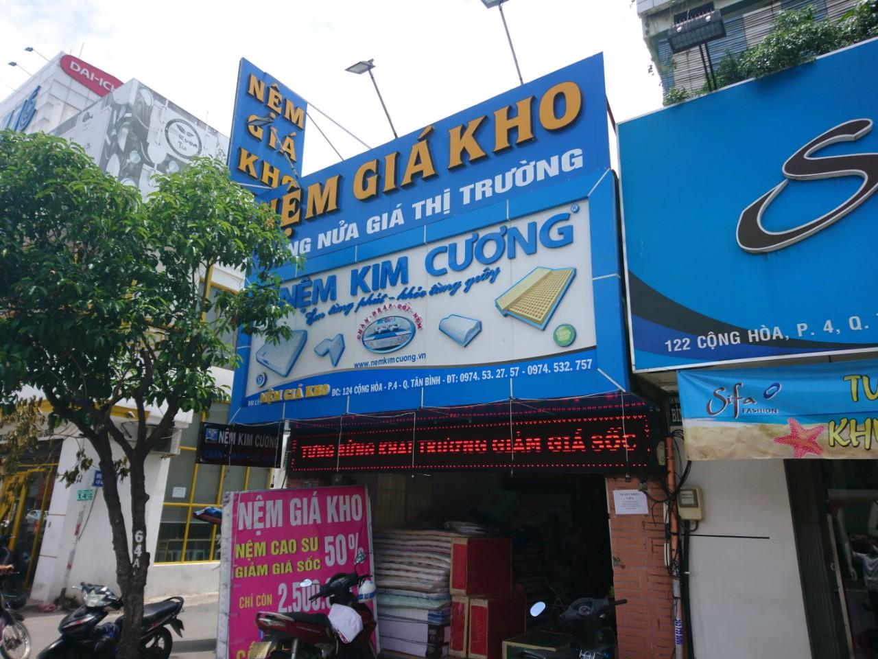 Bảng giá nệm lò xo vạn thành mới nhất 2019