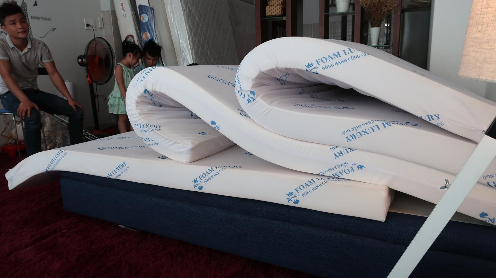 Nệm memory foam giá rẻ tại thành phố Hồ Chí Minh
