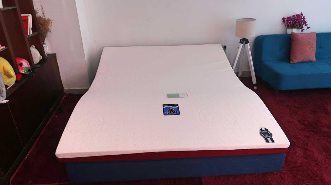 Bảng giá tham khảo cho dòng nệm kim cương 1m4 dày 10cm